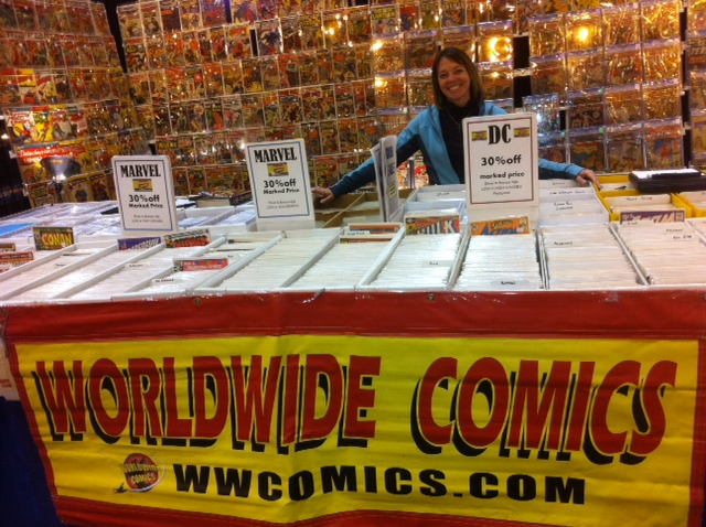 wwComics Calendar of Events