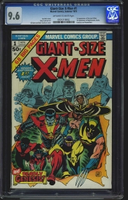 Third Party (CGC/CBCS) Graded Comics